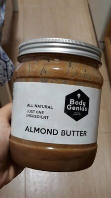Almond Butter - Producte