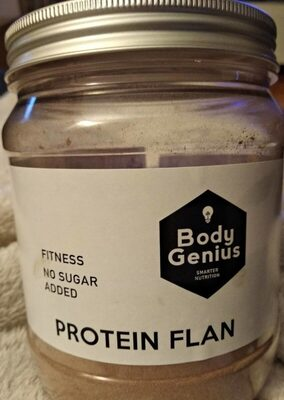 Protein flan - Producto