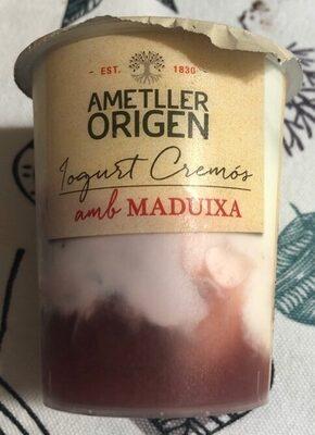 Iogurt Cremós Maduixa
