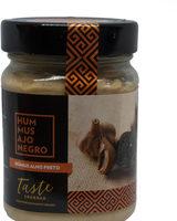 Hummus Taste Shukran Ajo Negro - Produit