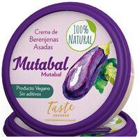 Hummus mutabal - Produkt - es