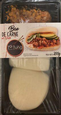 Bao de Carne al Saté - Produit - es