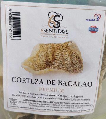 Corteza de bacalao premium