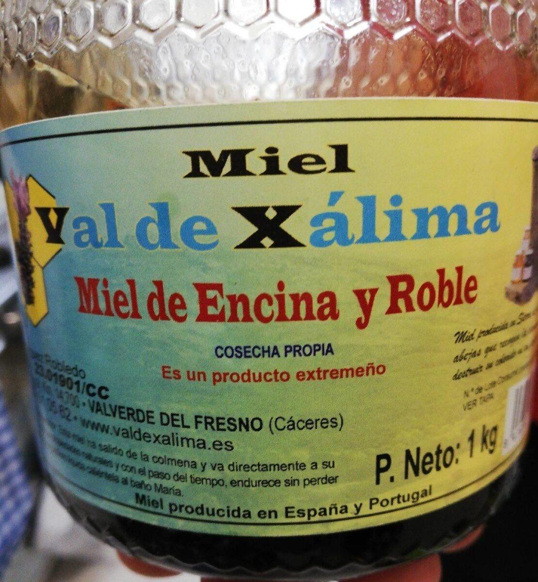 Miel de encina y roble - Producto - es