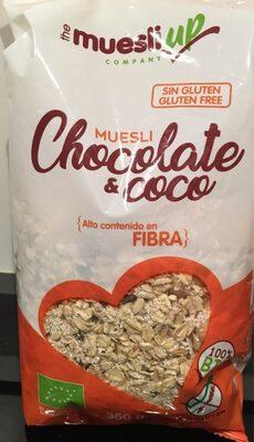 Muesli Chocolate y Coco