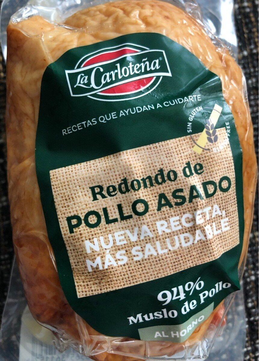 Redondo de pollo asado - Produit