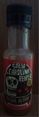 Salsa de Carolina Reaper - Producto