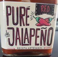 Puré de jalapeño - Produit - es