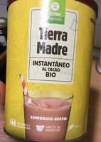 Tierra madre cacao - Producte
