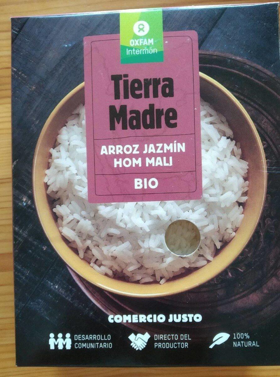 Tierra madre: arroz jazmín Hom Mali - Producte