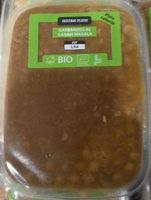 Garbanzos al garam masala - Produit - es