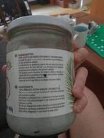 Aceite de coco virgen extra - Ingredients - es