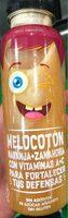 Zumo melocotón naranja + zanahoria con vitamias A+C para fortalecer tus defensas - Product - es