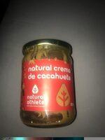 Crema de cacahuete - Ingredientes - es
