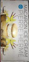 Macaron ice cream - Product - es