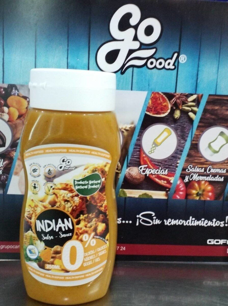 Indian Sauce 350ml - Product - es