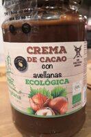 Crema de cacao con avellanas - Prodotto - es