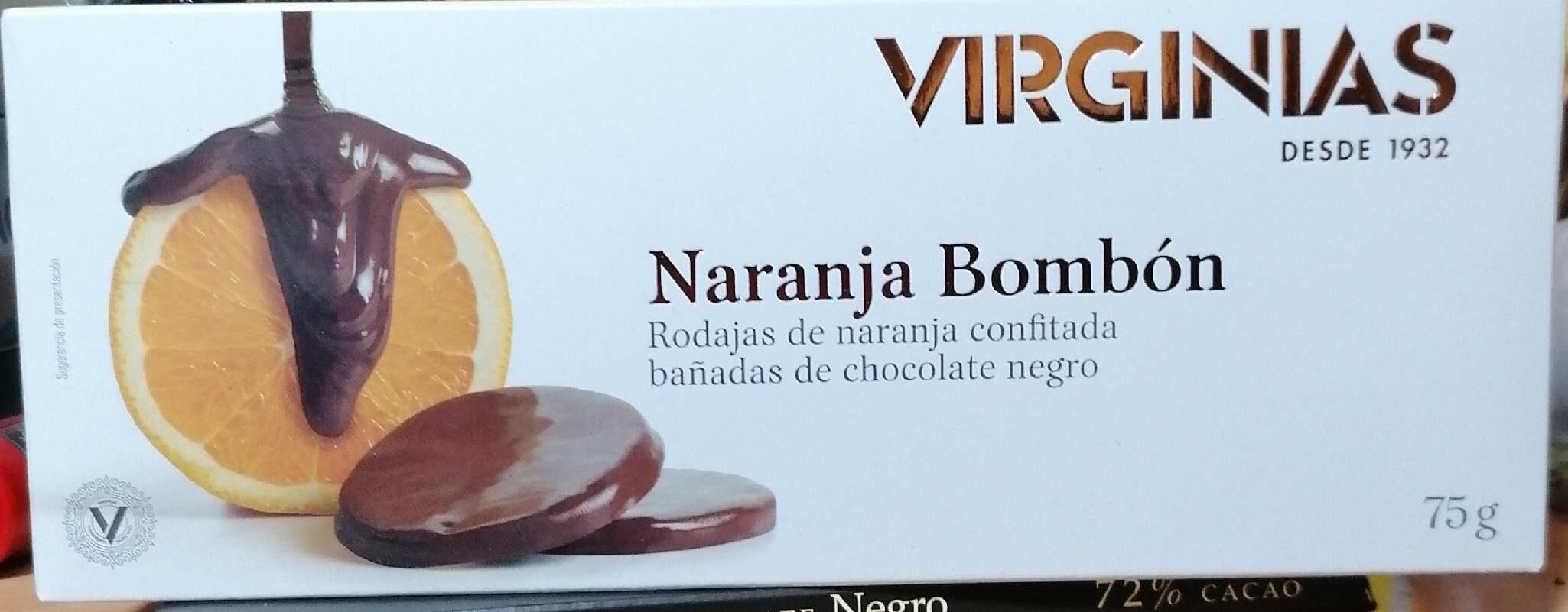 Naranja Bombón - Prodotto - es