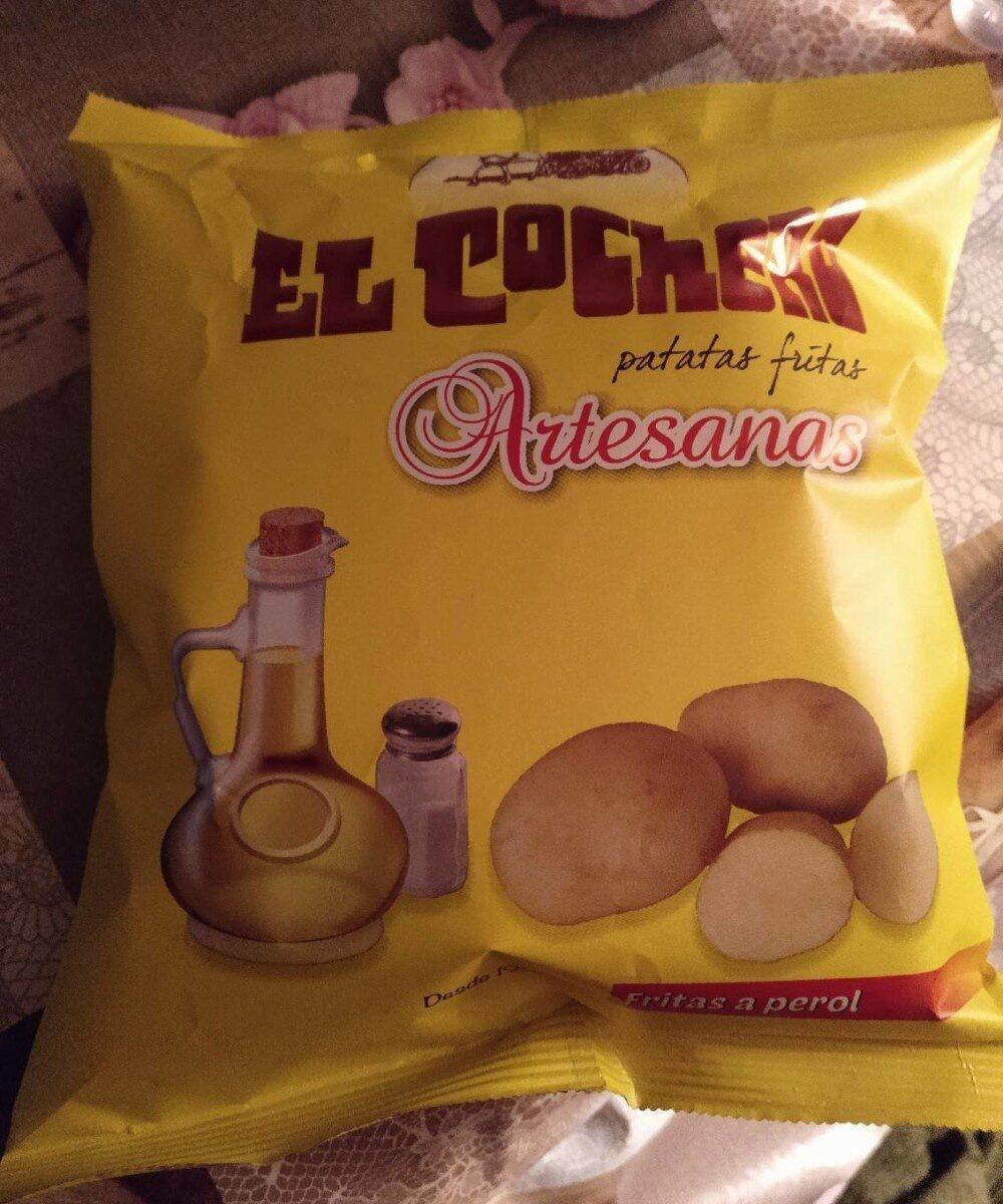 Patatas fritas artesanas - Producto