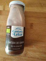 Batido de cacao ecológico - Product