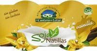 Natillas de soja vainilla - Produit - es