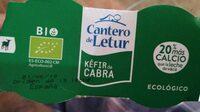 Kefir cabra cantero de letur eco - Product