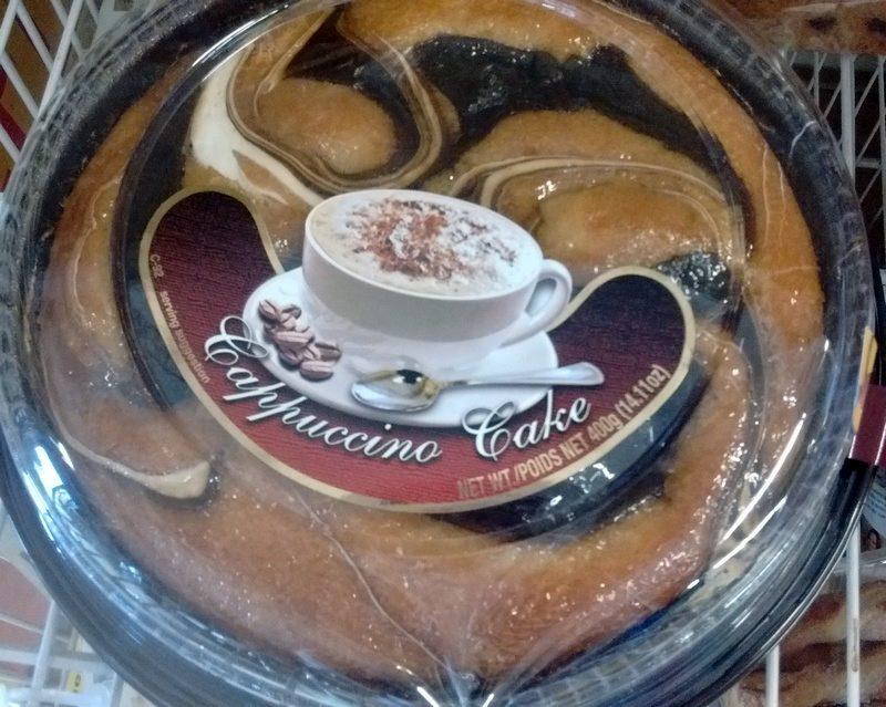 Tarte à La Crème De Cappuccino - Product - fr