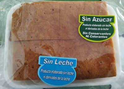 Bizcocho Artesano Sin azúcares, con edulcorante - Producto