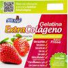 Extra colágeno gelatina sabor fresa sin azúcar sin gluten - Product