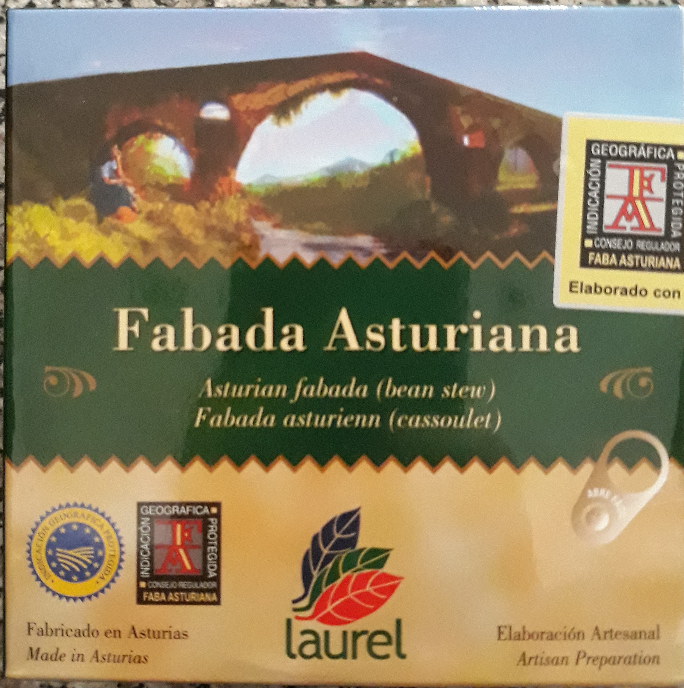 Fabada asturiana - Product
