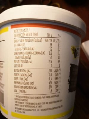 Huevos Frescos - Nutrition facts - es