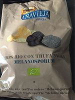 Chips bio con trufa negra melanosporum - Produit - fr