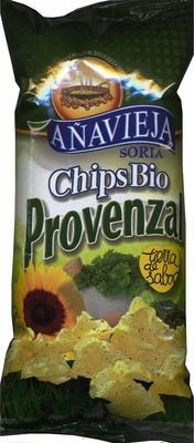 Chips bio provenzal - Producto - es