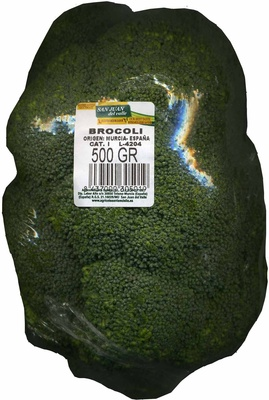 "Brócoli ""San Juan del Valle"" - Produit"
