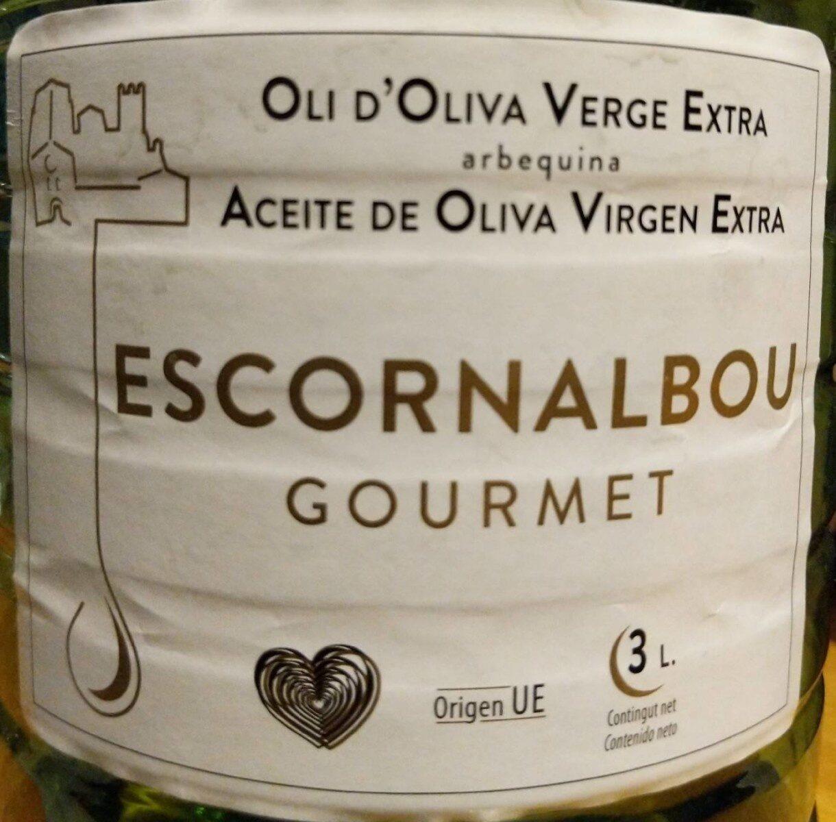 Aceite de oliva virgen extra Arbequina - Produit - es