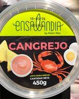 Ensalada Cangrejo - Producto - es