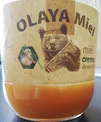 Miel de Eucalipto - Producto