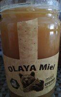 Miel crema de eucalipto - Producto - es
