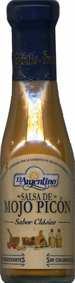 """Salsa de mojo picón """"El Argentino"""". Sabor clásico - Product"""