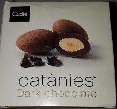 Cacahuète Dark chocolat - Prodotto - fr