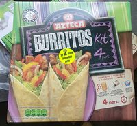 Burritos - Ingredients