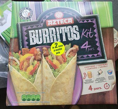 Burritos - Ingrédients
