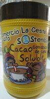 Cacao soluble con azúcar de caña - Produit - es