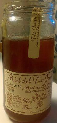 Miel de espliego de la meseta castellana - Product