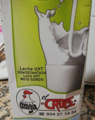 Leche Semidesnatada - Product