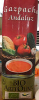 Gazpacho Andaluz - Product - fr
