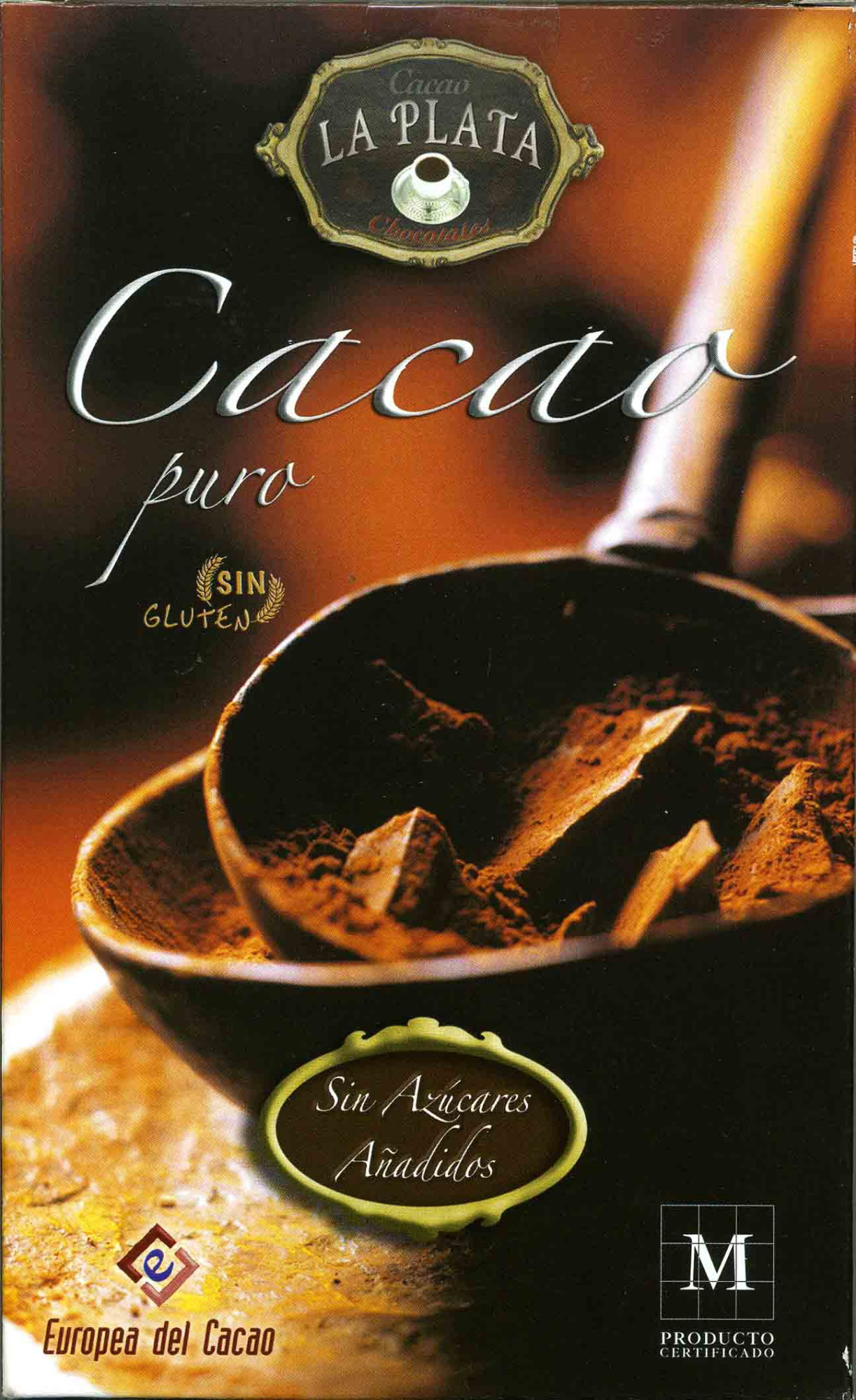 Cacao puro - Product