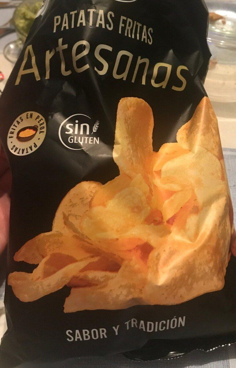 Patatas fritas artesanas - Producte
