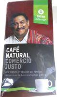 Tierra madre Café molido natural - Product - es