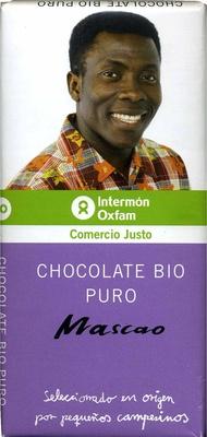 Tableta de chocolate negro 58% cacao - DESCATALOGADO - Producto